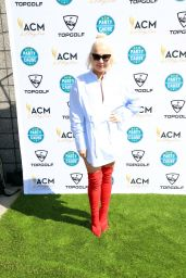 Raelynn – ACM Presents the Lifting Lives Topgolf Tee-Off in Las Vegas 04/14/2018