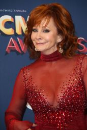 Reba McEntire – 2018 Academy of Country Music Awards in Las Vegas