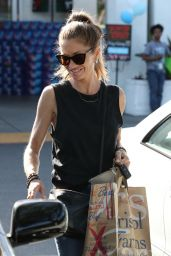 Rebecca Gayheart - Grocery Shopping in Los Angeles 04/14/2018