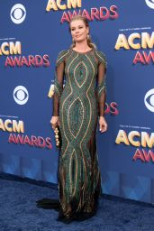 Rebecca Romijn – 2018 Academy of Country Music Awards in Las Vegas