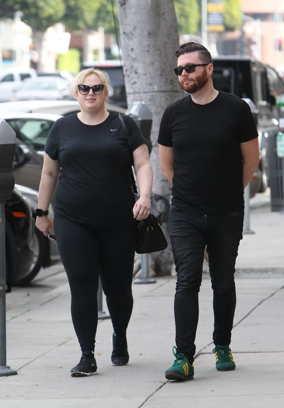 Rebel Wilson - Out in Beverly Hills 03/30/2018