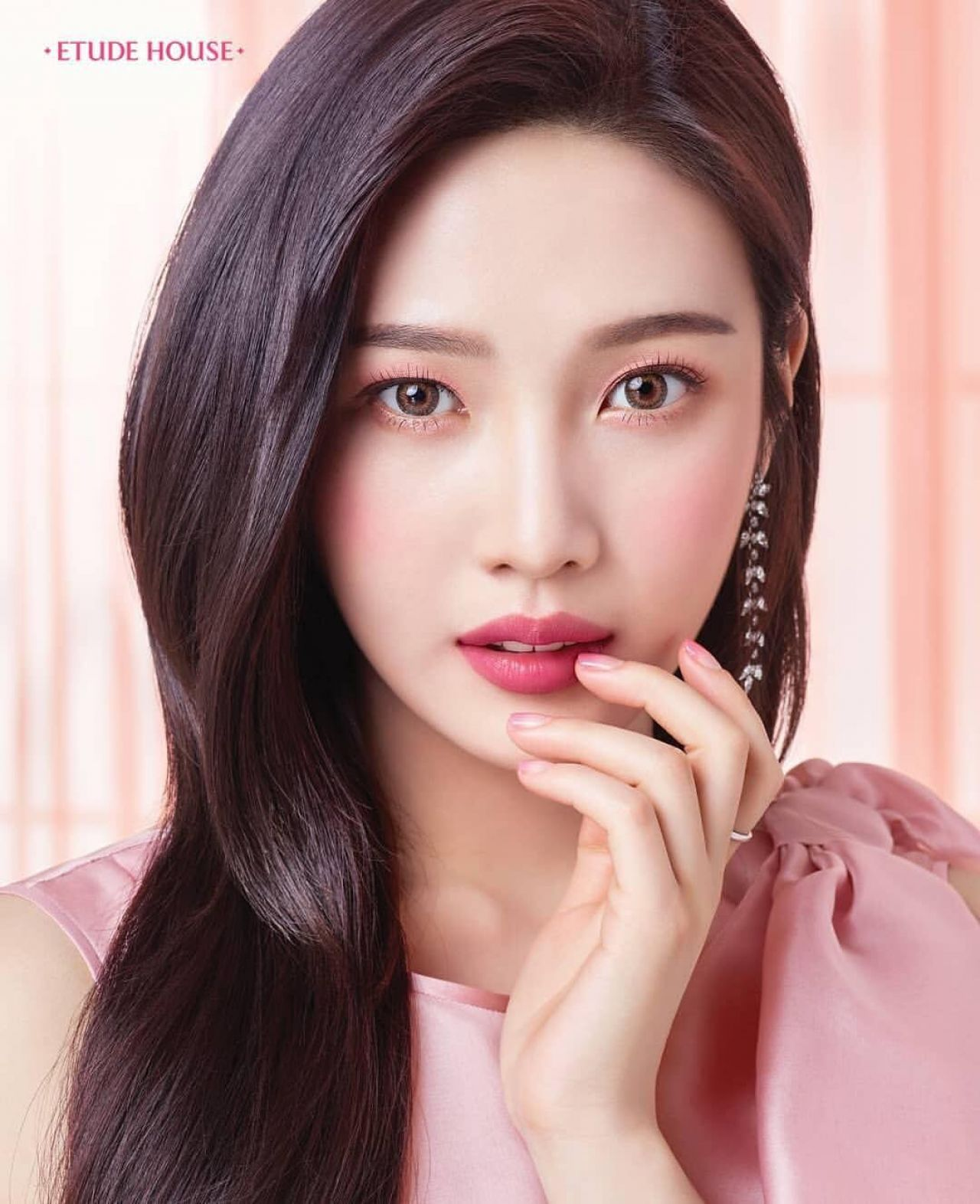 Red Velvet Etude House 2018