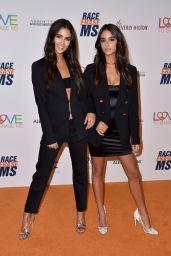Renee Herbert and Elisha Herbert – 2018 Race To Erase MS Gala in Beverly Hills