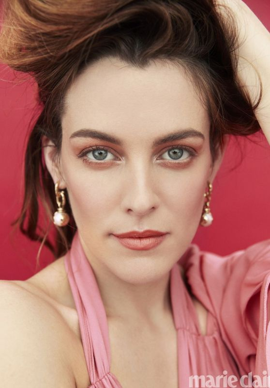Riley Keough – Marie Claire Magazine May 2018