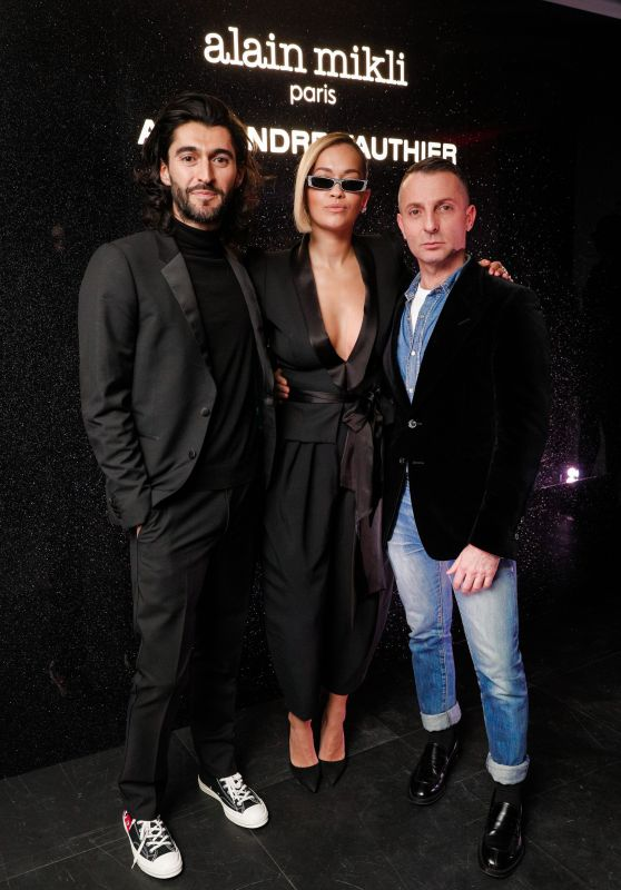 Rita Ora – Alain Mikli x Alexandre Vauthier Launch Party in NY