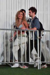 Rita Ora at Coachella in Indio 04/14/2018