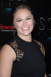 Ronda Rousey - STXfilms Presentation at CinemaCon 2018 in Las Vegas