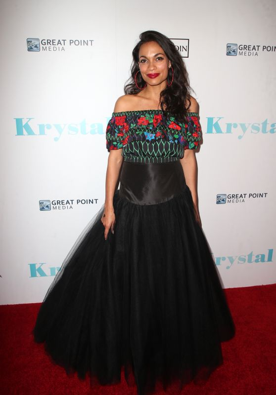 "Rosario Dawson - ""Krystal"" Premiere at ArcLight Hollywood"