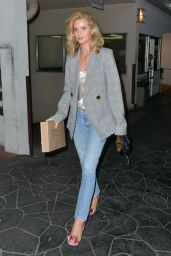 Rosie Huntington-Whiteley in Casual Outfit - Beverly Hills 04/11/2018