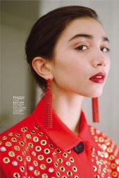 Rowan Blanchard - InStyle Magazine May 2018 Issue
