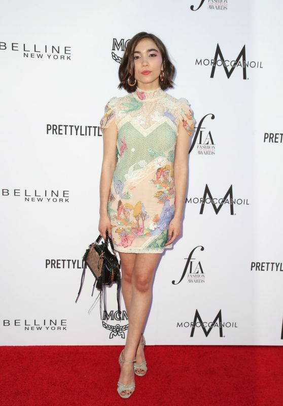 Rowan Blanchard – The Daily Front Row Fashion Awards in LA