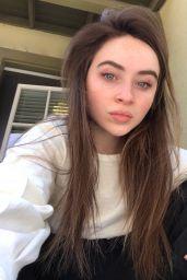 Sabrina Carpenter - Social Media 04/17/2018