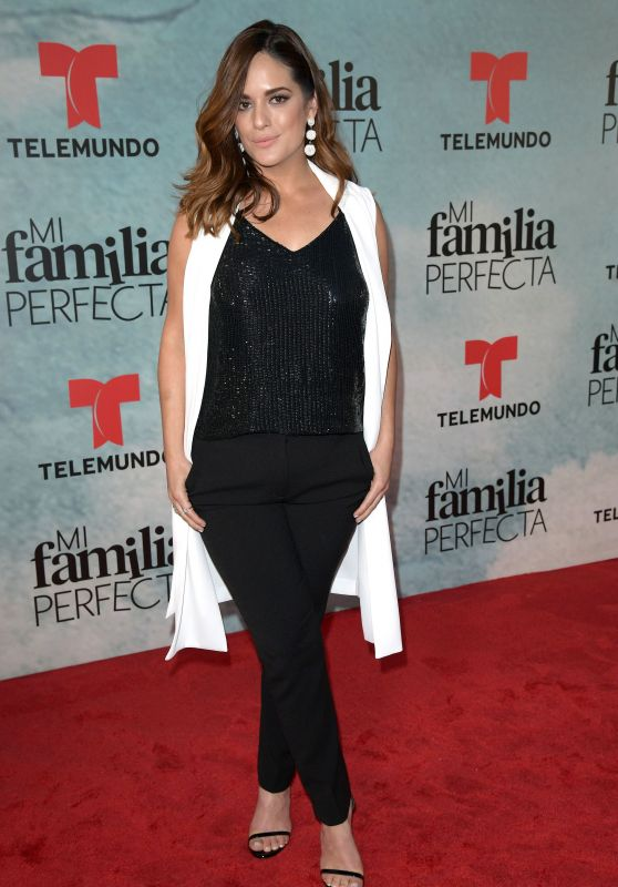 "Sabrina Seara – ""My Perfect Family"" TV Show Screening in Miami"