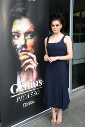 """Samantha Colley - """"Genius: Picasso"""" TV Show Dinner and Conversation in LA"""