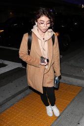 Sarah Hyland at LAX in Los Angeles 04/24/2018