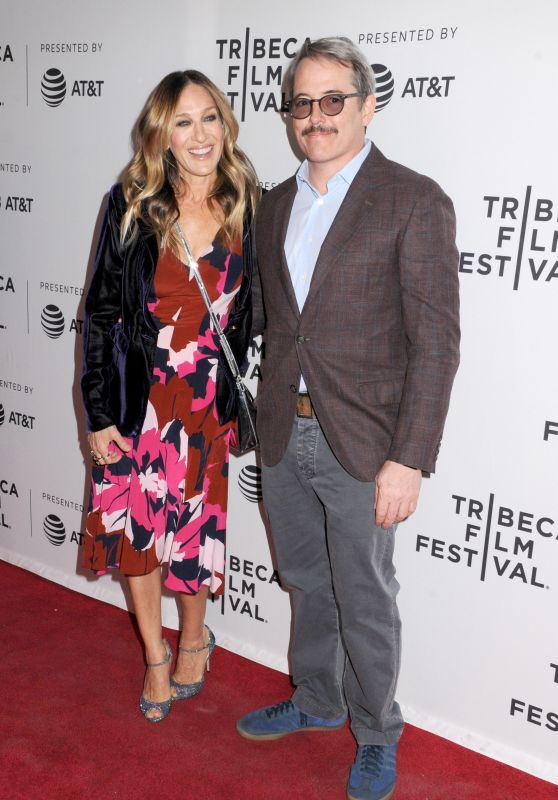 """Sarah Jessica Parker – """"To Dust"""" Premiere at Tribeca Film Festival in New York 04/22/2018"""