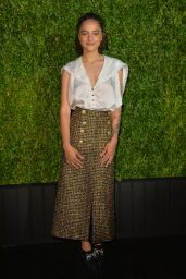 Sasha Lane – CHANEL Tribeca 2018 Artists Dinner in NYC