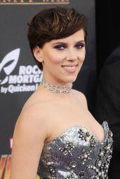 """Scarlett Johansson – """"Avengers: Infinity War"""" Premiere in LA"""