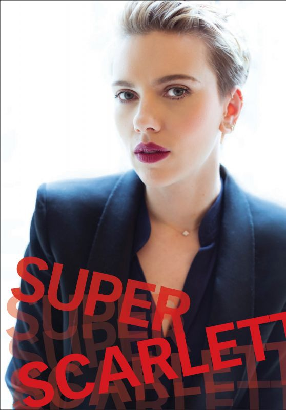 Scarlett Johansson - IN New York Magazine May 2018