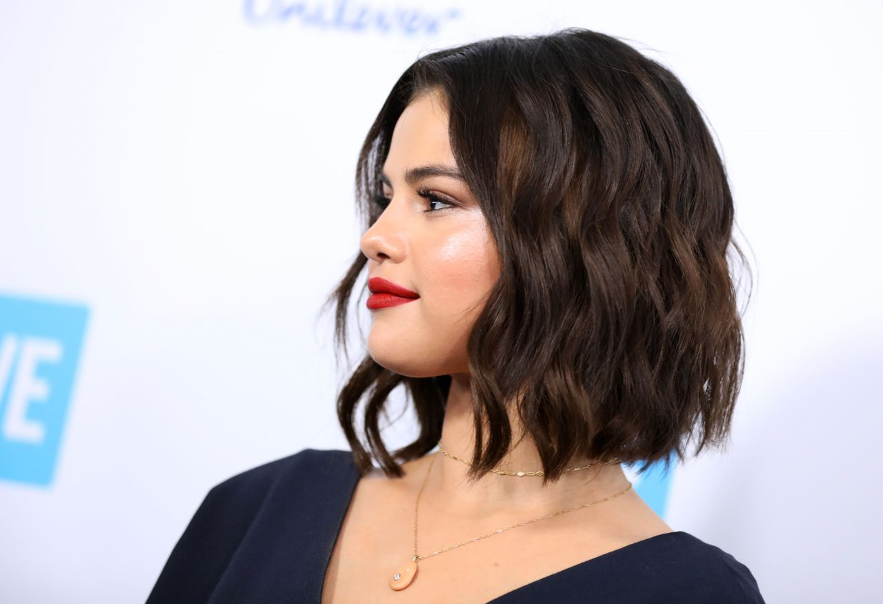 Selena Gomez We Day California 2018