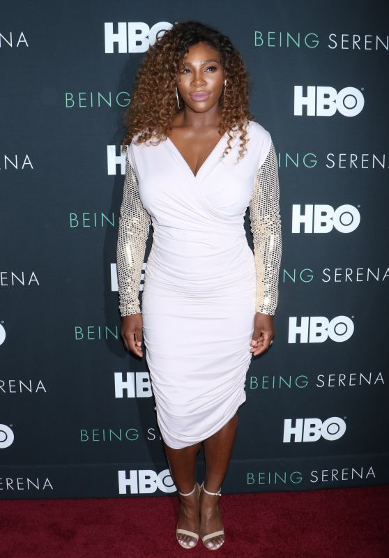 Serena Williams - HBO