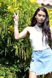 Shanina Shaik at Coachella 2018