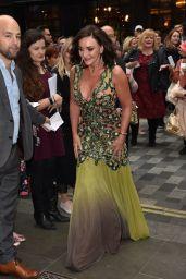 Shirley Ballas - Strictly Ballroom Press Night in London