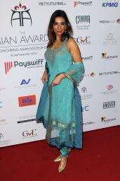 Shobna Gulati – 2018 Asian Awards in London