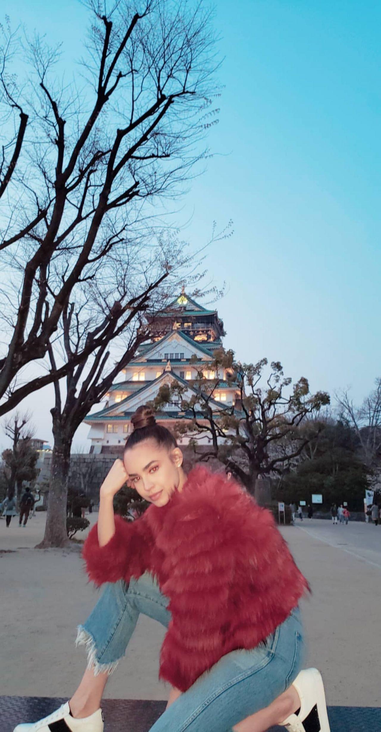 Sofia Carson Social Media 04 03 2018