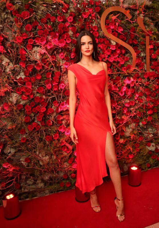 """Sofia Resing – Giorgio Armani """"Si Passione"""" Fragrance & Vogue Launch Celebration in NY"""