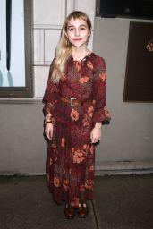 Sophia Anne Caruso – Woman Walks Ahead Premiere at 2018 Tribeca Film Festival