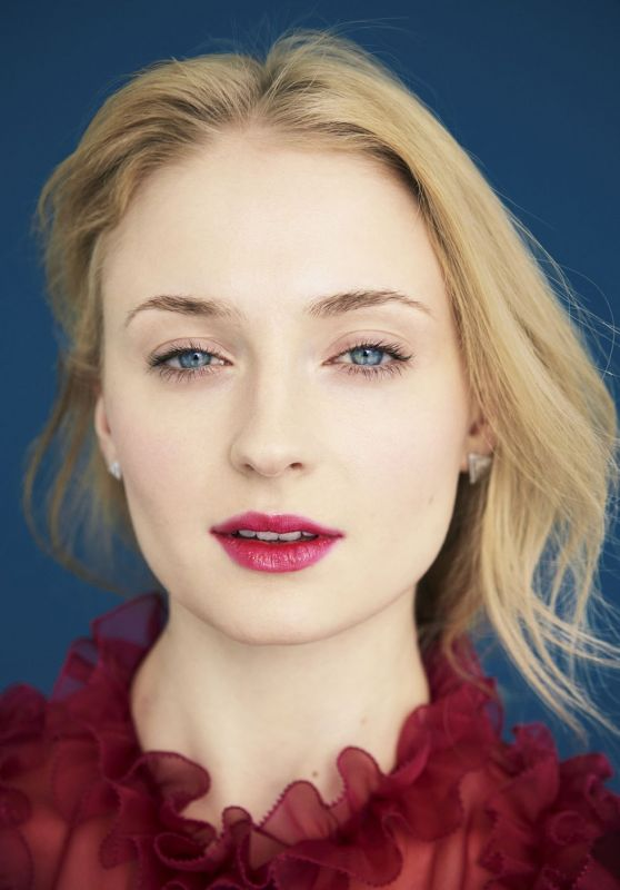 Sophie Turner - Marie Claire US May 2018