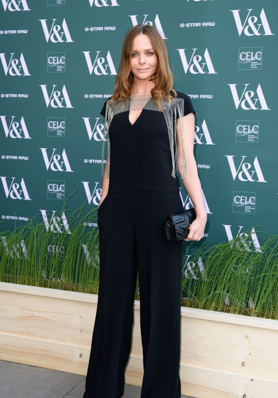 """Stella McCartney – """"Fashioned For Nature"""" Exhibition VIP Preview in London"""