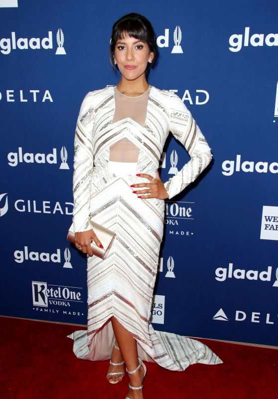 Stephanie Beatriz – 2018 GLAAD Media Awards in LA