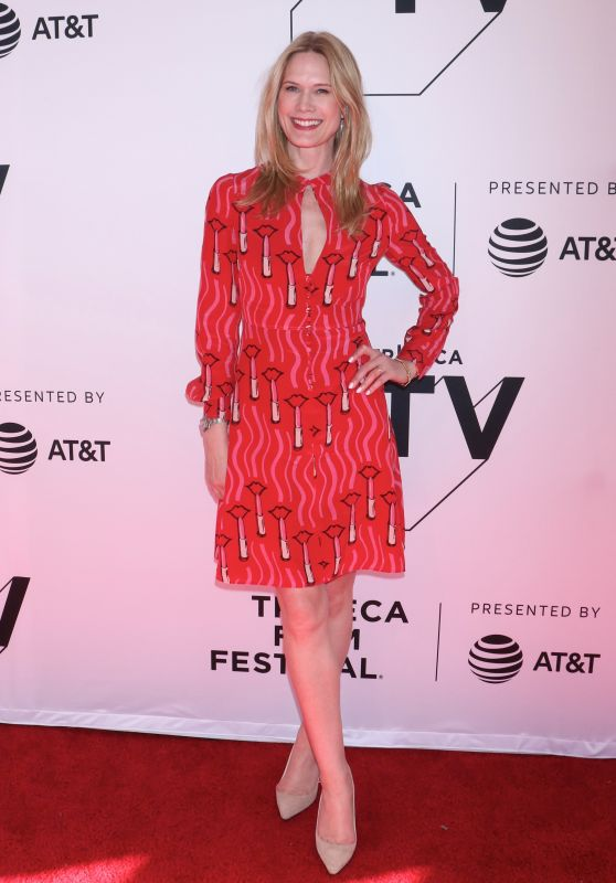 """Stephanie March – """"Sweetbitter"""" Sceening at 2018 Tribeca Film Festival"""