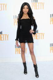 "Teala Dunn – ""Feel Pretty"" World Premiere in Westwood"