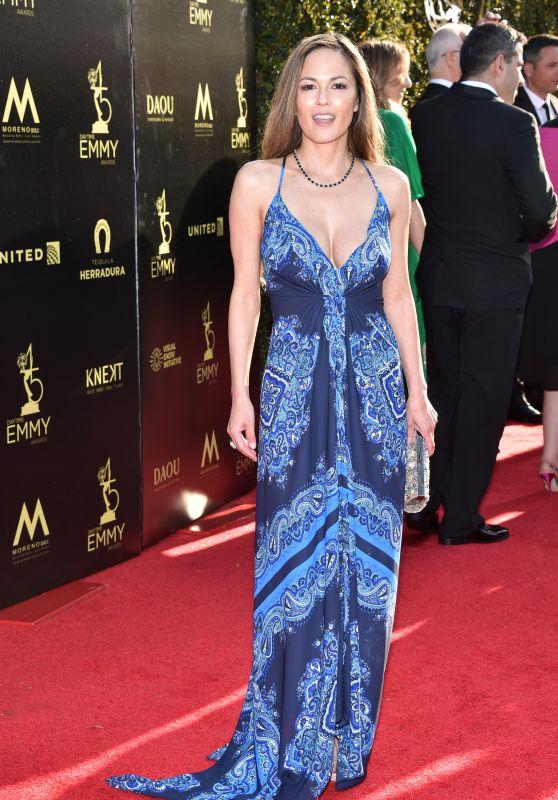 Terri Ivens – 2018 Daytime Creative Arts Emmy Awards in LA