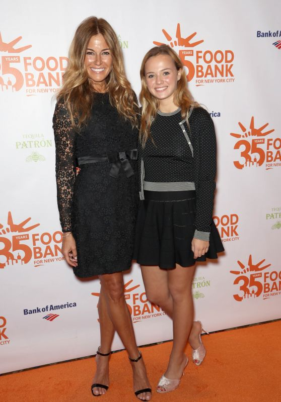 Thaddeus and  Ann Bensimon - Food Bank for New York City Can Do Awards Dinner in NYC