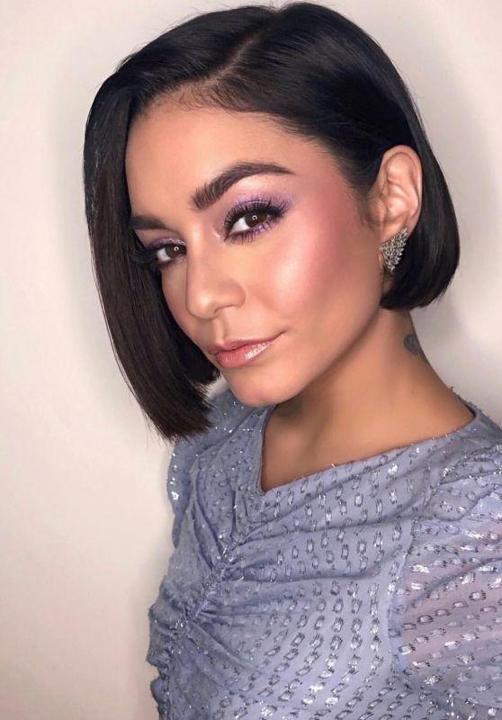 Vanessa Hudgens - Social Media 04/05/2018