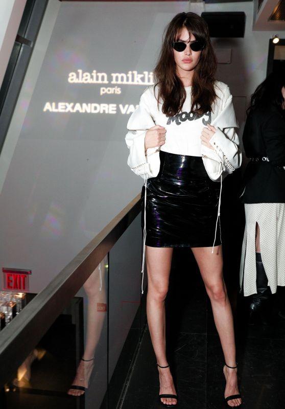 Vanessa Moody - Alain Mikli x Alexandre Vauthier Launch Party in NY