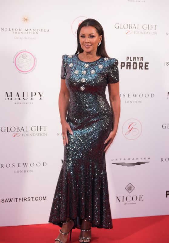 Vanessa Williams - Global Gift Nelson Mandela Centenary Dinner in London