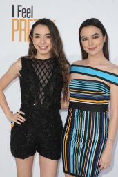 "Veronica Merrell & Vanessa Merrell – ""I Feel Pretty"" World Premiere in Westwood"