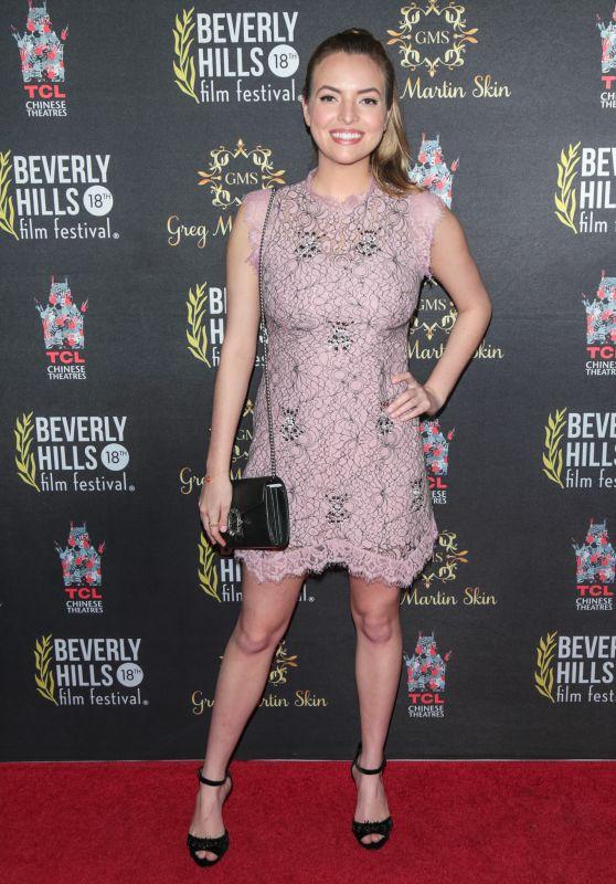 Vic Martonne – 2018 International Beverly Hills Film Festival Opening Night Gala