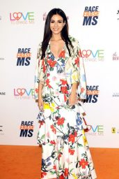 Victoria Justice - Race to Erase MS 25th Anniversary Gala in Beverly Hills