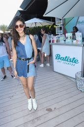 "Victoria Justice – ""The Estate"" at Coachella 2018 in Palm Springs"