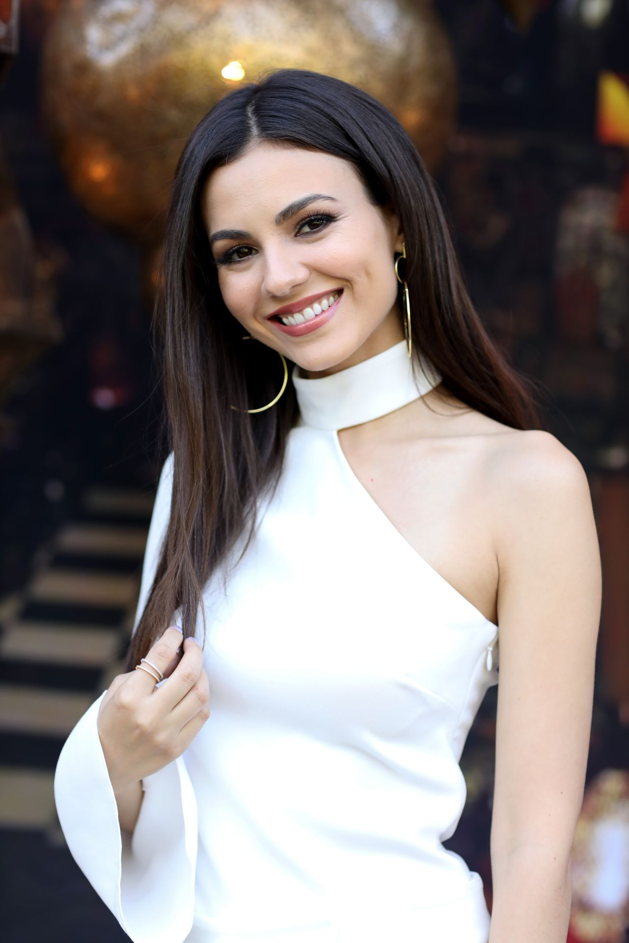 Victoria Justice The Zoe Report 39 S 4th Annual Zoeasis At