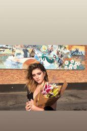 Willow Shields – Social Media 04/15/2018