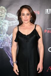 Yancy Butler – 2018 Artemis Women in Action Festival in Beverly Hills
