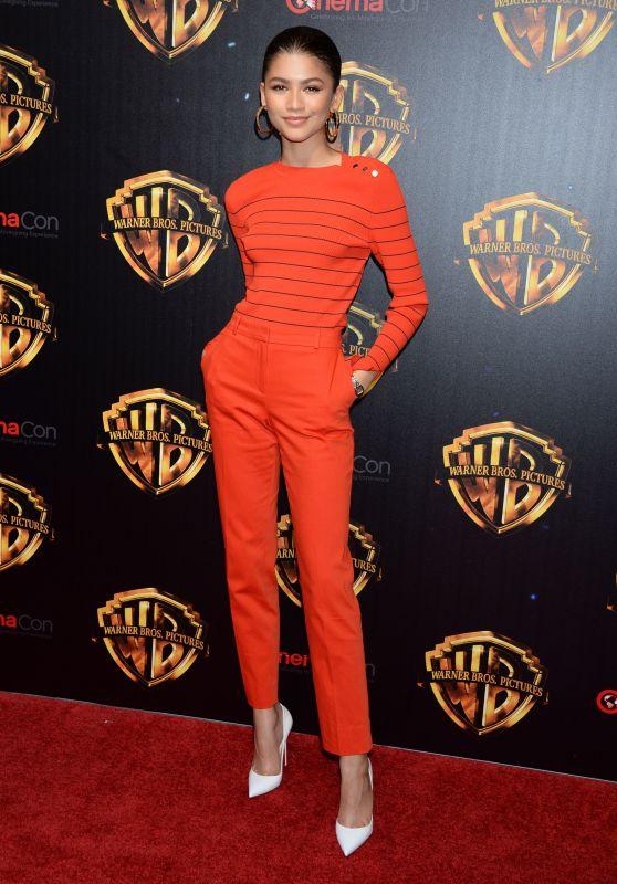 "Zendaya – ""The Big Picture"" at CinemaCon 2018 in Las Vegas"