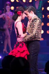 """Zizi Strallen - """"Strictly Ballroom"""" First Night Curtain Call and Afterparty in London"""
